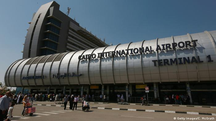 Ägypten International Airport in Kairo (Getty Images/C. McGrath)