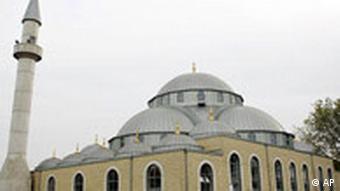 Deutschland Duisburg Merkez Moschee eingeweiht