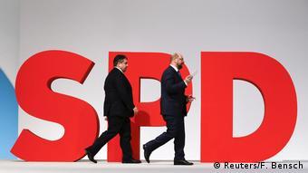 Τον Μάρτιο ο Μάρτιν Σουλτς αναμένεται να διαδεχθεί και επίσημα τον Ζίγκμαρ Γκάμπριελ στην προεδρία του SPD
