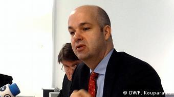Марсель Фрацшер, глава Немецкого института экономических исследований (DIW)
