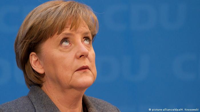 Выборы в Германии - Cover