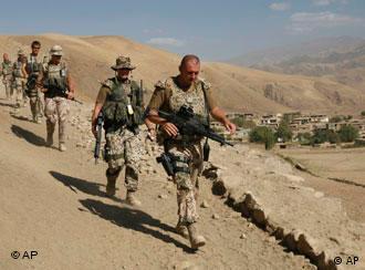 China überlässt den Militäreinsatz in Afghanistan lieber anderen