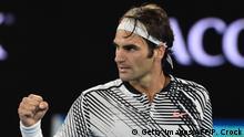 Tennis Australian Open Rafael Nadal - Roger Federer