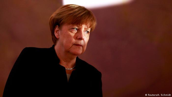 Angela Merkel (Reuters/A. Schmidt)