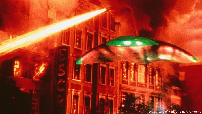 Still from 'The War of the Worlds' (Courtesy of Park Circus/Paramount)