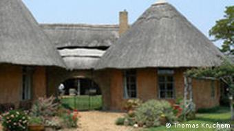 Farm in Simbabwe