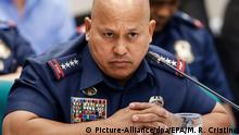 Ronald dela Rosa Polizeichef Filipinas