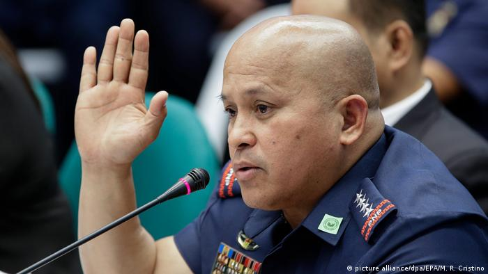 Philipinen Ronald dela Rosa Polizeichef