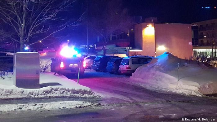 Kanada Tote bei Schießerei in Moschee (Reuters/M. Belanger)