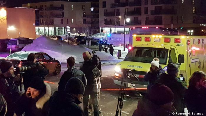 Kanada Tote bei Schießerei in Moschee