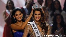 Miss Universe 2017 Pia Wurtzbach Iris Mittenaere