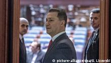 Mazedonien Nikola Gruevski VMRO-DPMNE