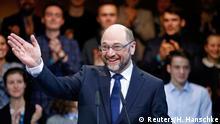 Berlin SPD PK Martin Schulz Kanzlerkandidatur