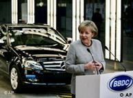 Angela Merkel. Fotografija od DW