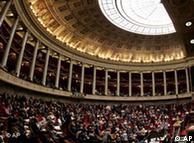 Συνεδρίαση της γαλλικής Εθνοσυνέλευσης