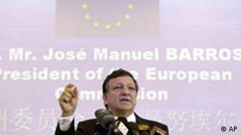China Asien Europa ASEM Jose Manuel Barroso