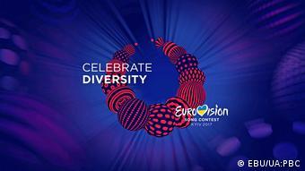 Eurovision 2017 - Logo zum Songcontest