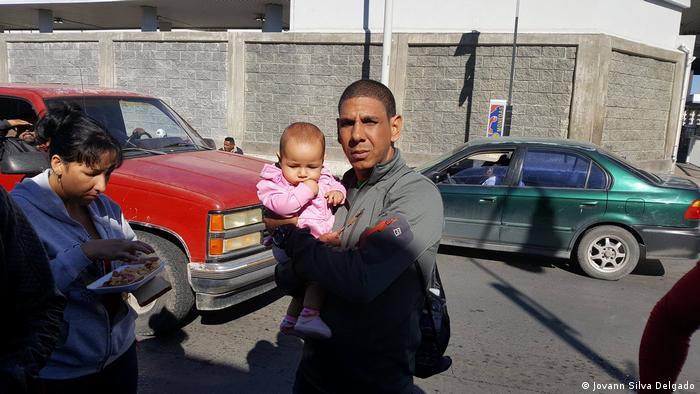 Mexiko gestrandete Kubaner in Nuevo Laredo (Jovann Silva Delgado)