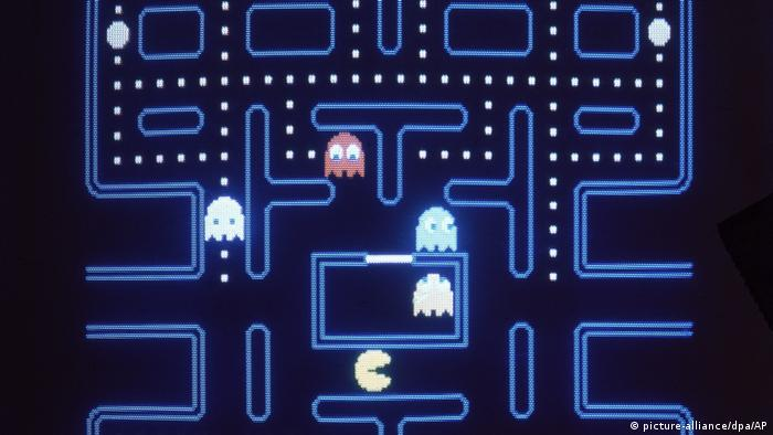 Pac-Man Videospiel (picture-alliance/dpa/AP)