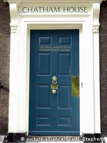 Großbritanien Chatham House