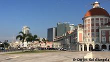 Angola - Uferstraße in Luanda