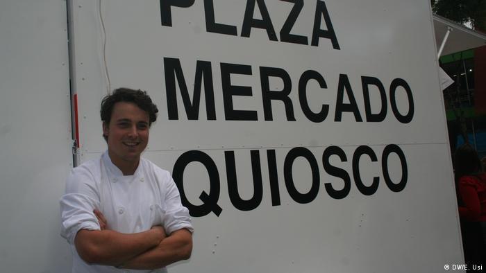 Mexiko Stadt - San Juan Markt, Projekt Plaza Mercado Quiosco | Chef Vadim Otto Ursus