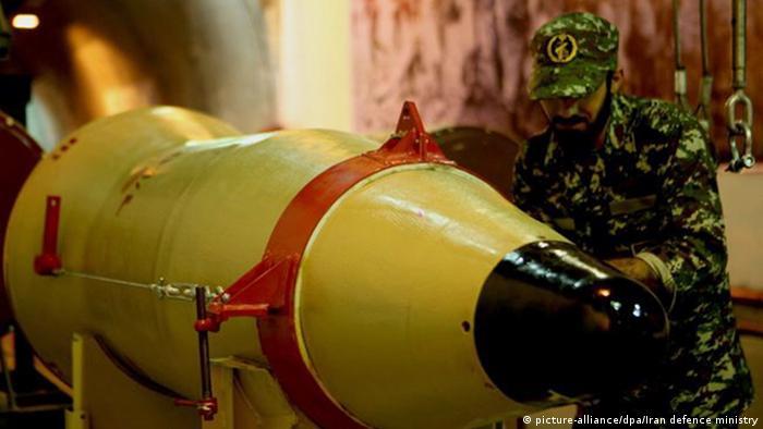 Иран построил третий завод по производству ракет