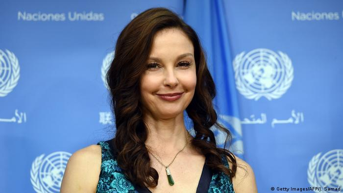 Ashley Judd UNFPA Botschafterin (Getty Images/AFP/J. Samad)