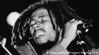 USA Bob Marley On Stage (Getty Images/Express Newspapers)