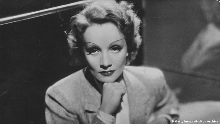 Marlene Dietrich (Getty Images/Hulton Archive)