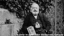 Frankreich Victor Hugo Schriftsteller (Getty Images/London Stereoscopic Company)