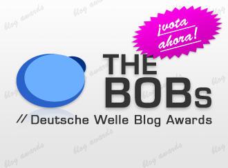 ¡Vote por sus favoritos en Thebobs.com!
