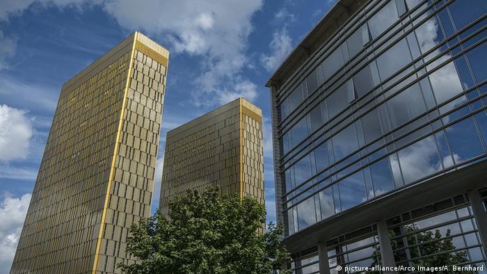 Europäischer Gerichtshof (picture-alliance/Arco Images/A. Bernhard)