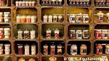 Die Bilder wurden am 30.1.2017 bei der Internationalen Süßwarenmesse in Köln aufgenommen. Stichwörter: ISM, Internationale Süßwarenmesse, Süßigkeiten, Köln. Foto: DW/Katsiaryna Kryzhanouskaya