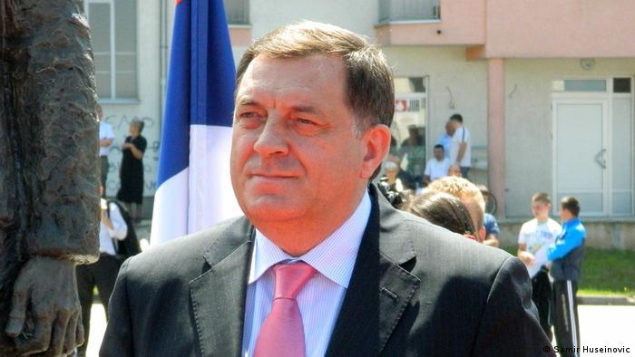Milorad Dodik (Samir Huseinovic)