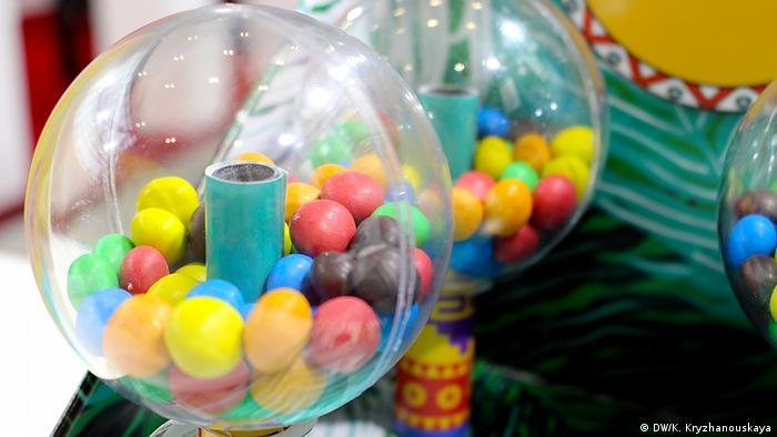 Маракасы с конфетами