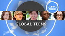 DW Global 3000 Global Teens Serienlogo