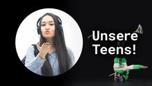 DW Global 3000 Global Teens Serienlogo