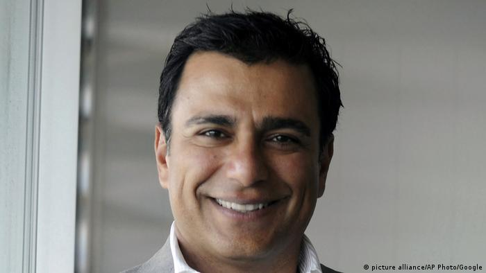 Omid Kordestani (picture alliance/AP Photo/Google)
