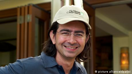 Pierre Omidyar (picture alliance/dpa/Joi)