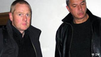 Олаф Кюль (слева) и Анджей Стасюк