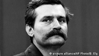 Лідер Солідарності Лех Валенса 1983 року не зміг приїхати на вручення премії