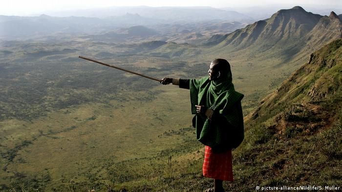 Great Rift Valley (picture-alliance/Wildlife/S. Muller)