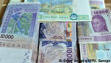 Westafrika CFA-Franc BEAC
