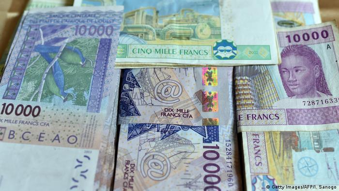 Westafrika CFA-Franc BEAC (Getty Images/AFP/I. Sanogo)