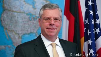 Юрґен Гардт, Уповноважений уряду ФРН по НАТО