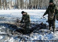 Міни та інші вибухонебезпечні предмети всіюють 700 тисяч гектарів на Донбасі