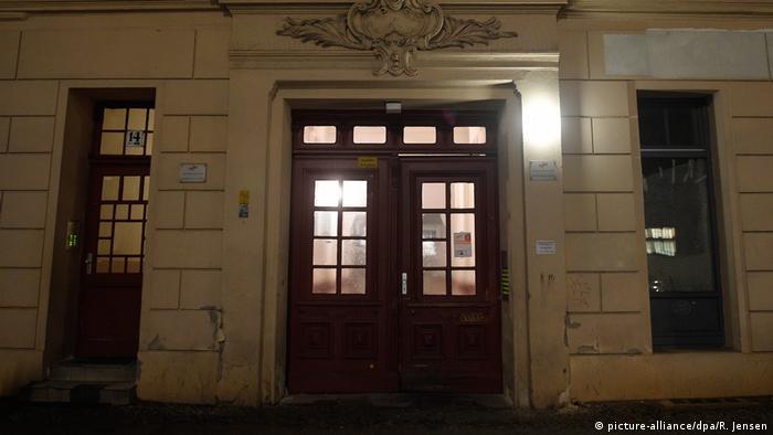 Deutschland Moschee-Verein Fussilet 33 in Berlin (picture-alliance/dpa/R. Jensen)