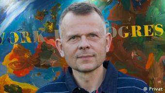 Prof. Krzysztof Ruchniewicz dyrektor Centrum Studiów Niemieckich i Europejskich im. W. Brandta Uniwersytetu Wrocławskiego