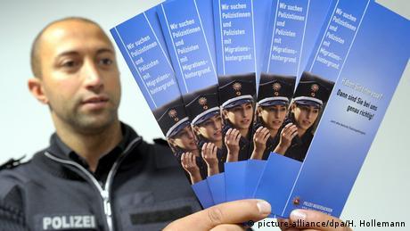 Γερμανία: Πολύτιμοι οι ξένοι αστυνομικοί